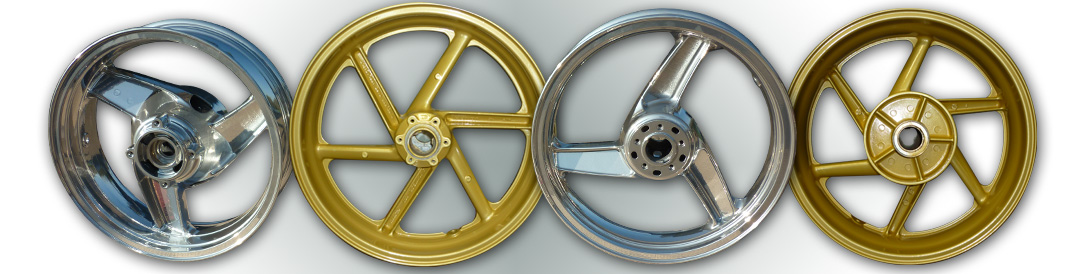 Derby Alloy Wheel Refurbishment And Powder Coating